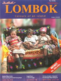 Inilah Lombok (My Cover Shot)